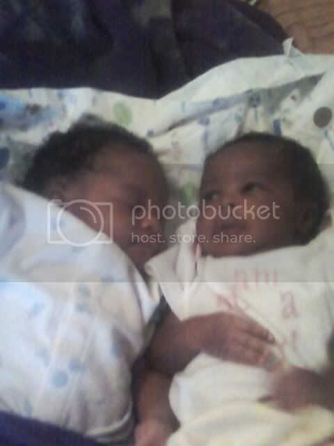 Isaiyah and Shiloh